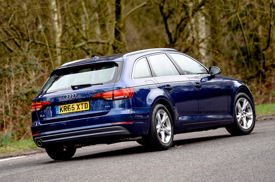 audi a4 avant 2 0 tdi 150 ultra sport review review autocar. Black Bedroom Furniture Sets. Home Design Ideas