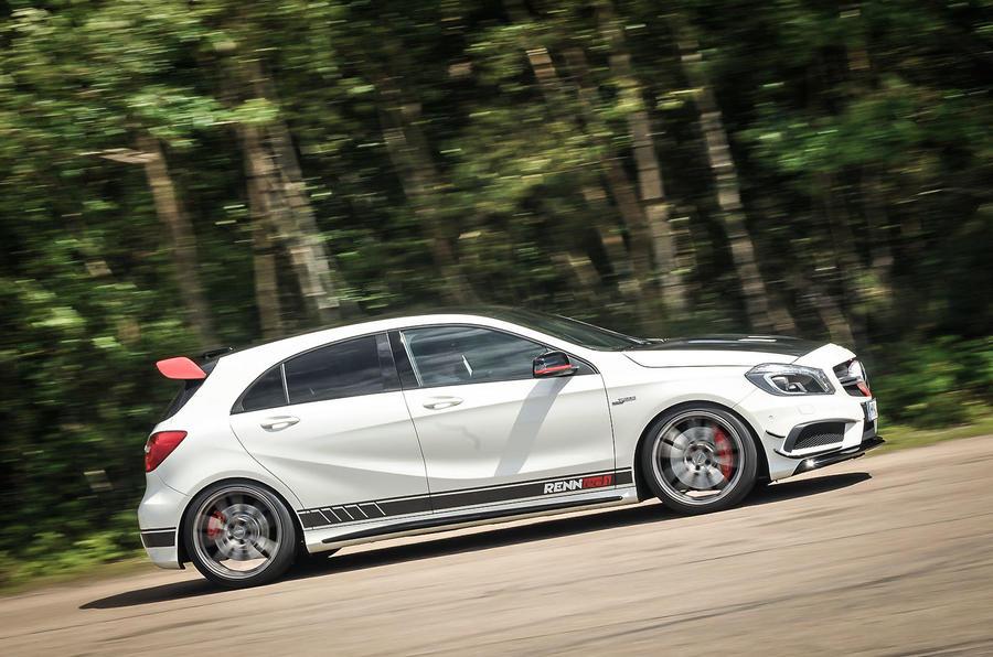2015 Mercedes-AMG A 45 Renntech 459 Edition review | Autocar