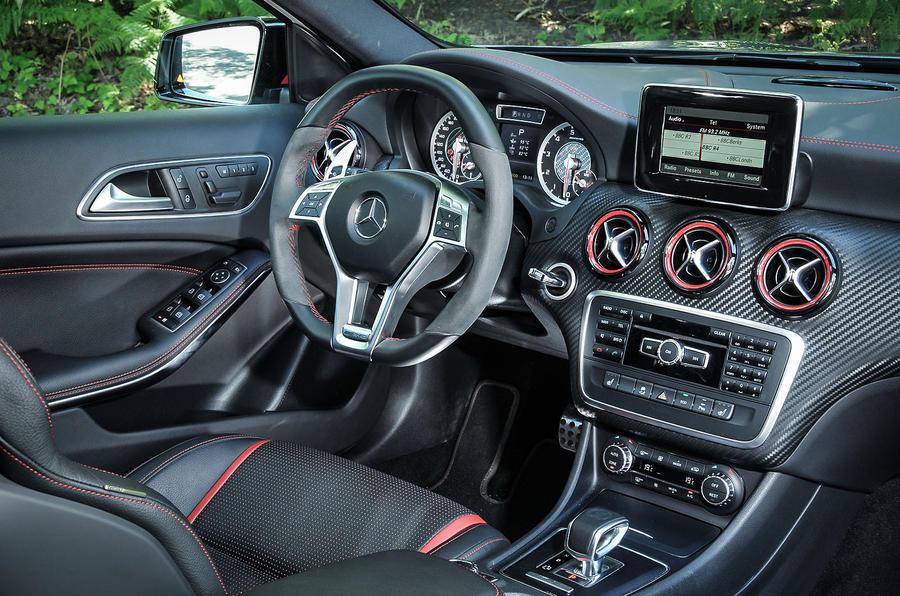 2015 Mercedes Amg A 45 Renntech 459 Edition Review Autocar