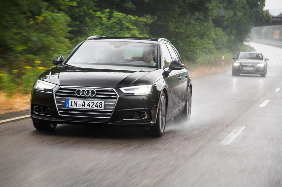Audi A4 2.0 T Quattro >> 2015 Audi A4 2.0 TFSI 190 Avant S tronic review review | Autocar