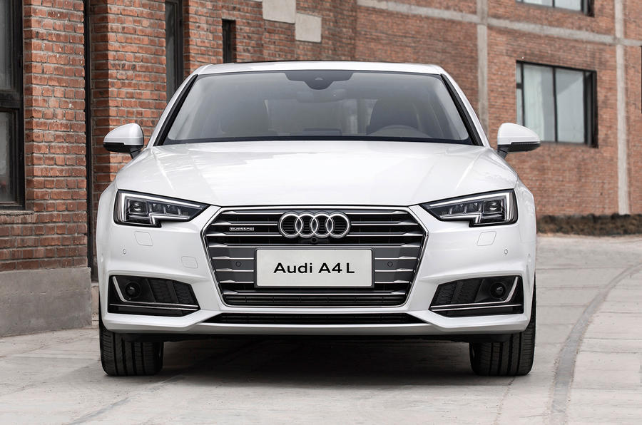 New Audi A4 L Launched In Beijing Autocar