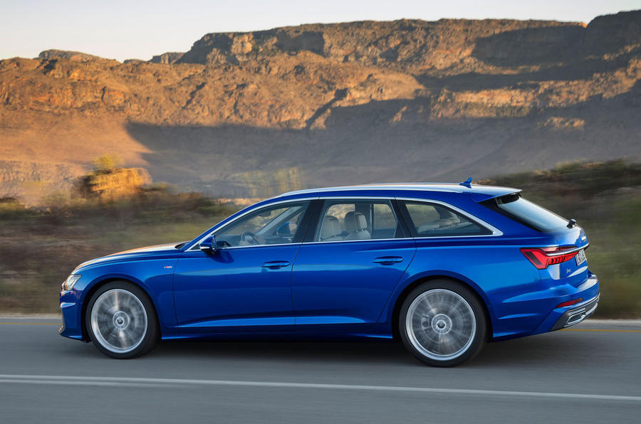 Audi A6 Avant is a wagon we need
