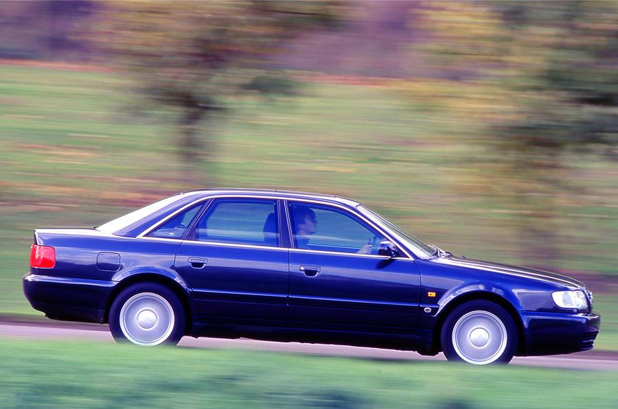 1997 Mk1 C4 4A Audi A6