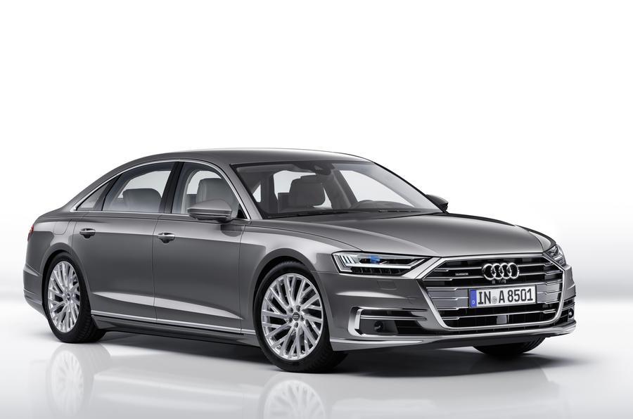 2017 Audi A8 Revealed As Brandu0027s Most High Tech Model Yet