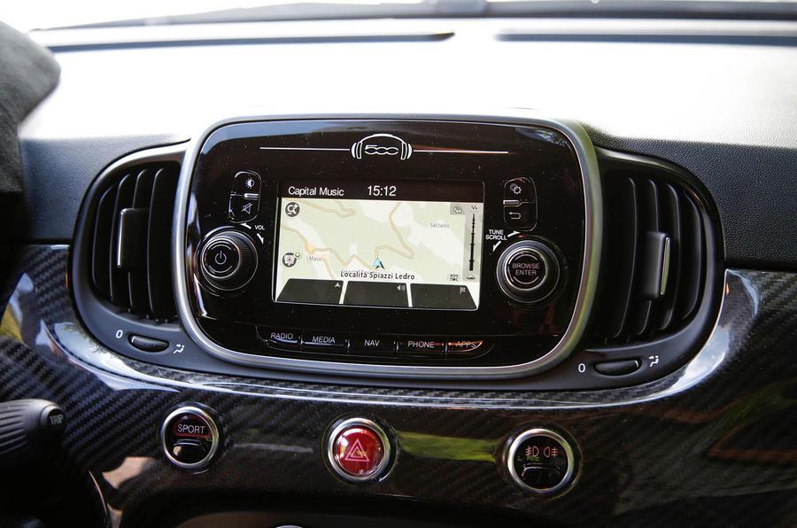 2016 Abarth 595 Competizione Review Review Autocar