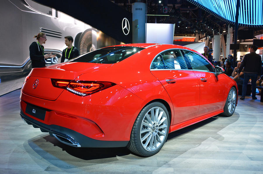 New Mercedes Cla To Be Sportiest Compact Yet In Range