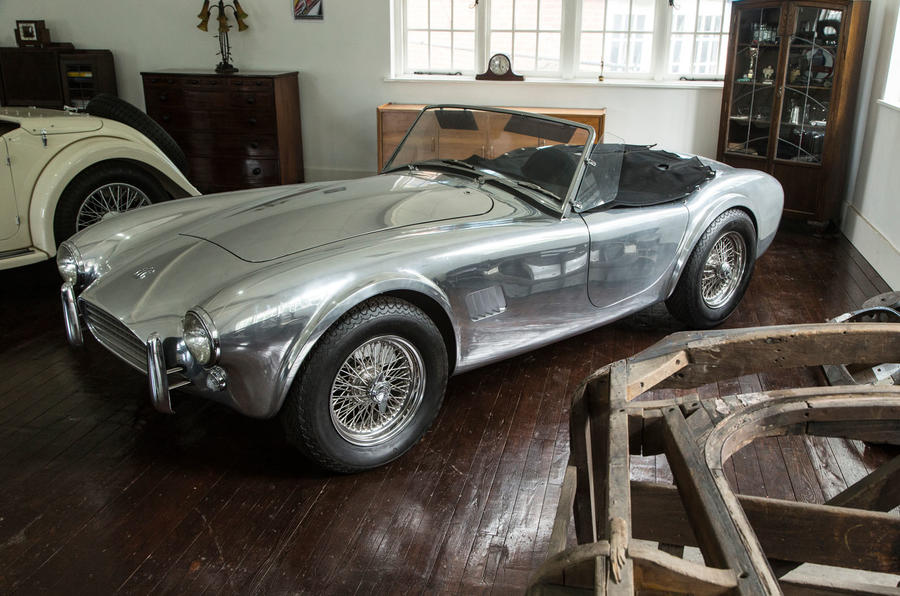Car Auction Sites >> EXCLUSIVE: Nine new AC Cobras to be built to exact 1962 specification   Autocar