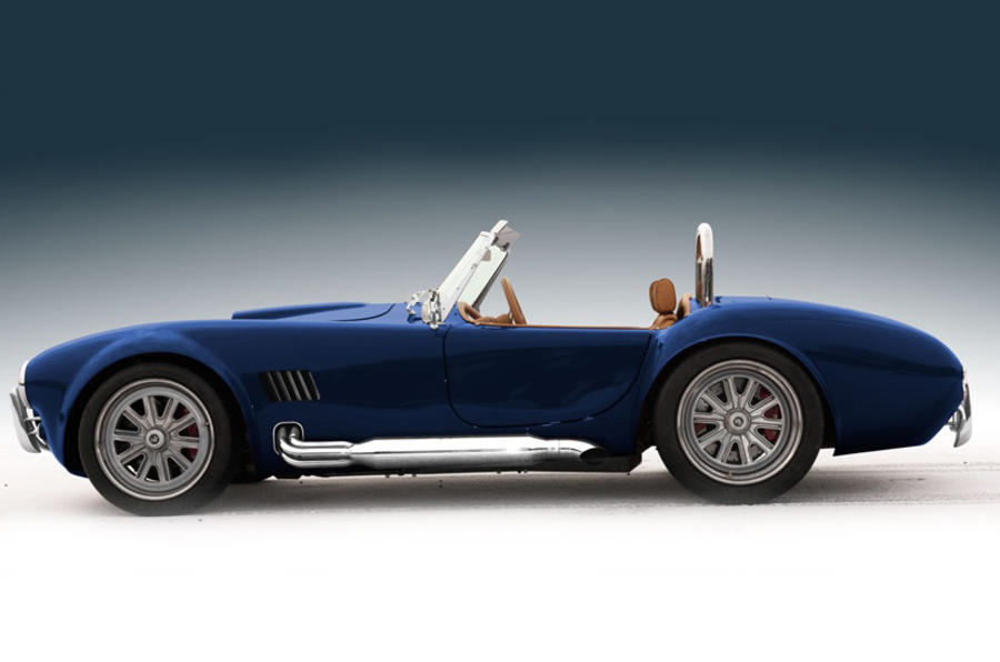 First right-hand drive AC Cobra MkVI to launch at Autosport International