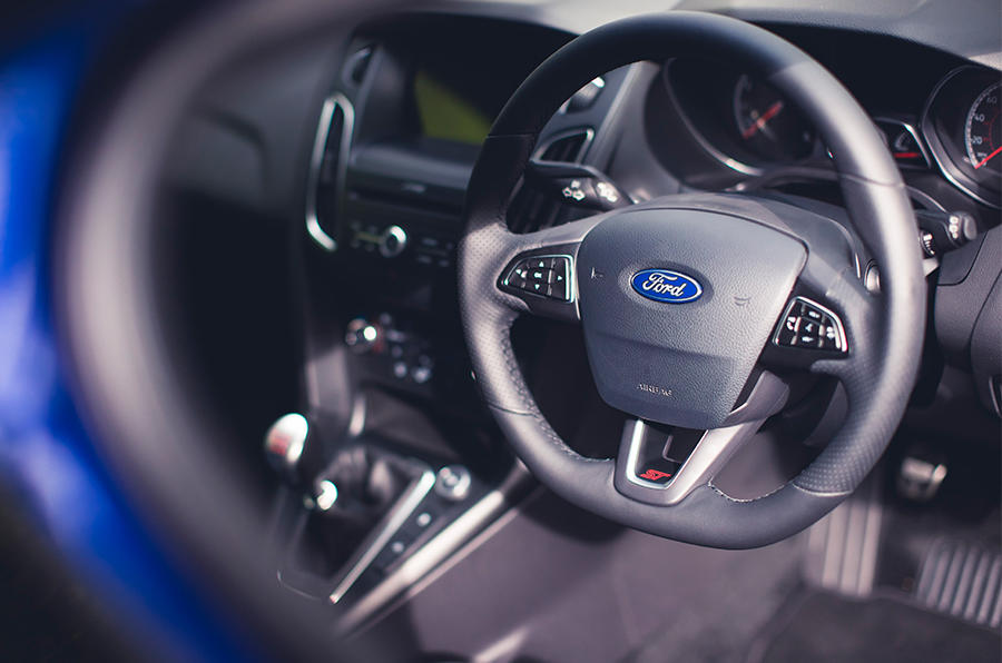 Behind the wheel, the Ford Focus ST and the Focus RS both offer a thrilling experience