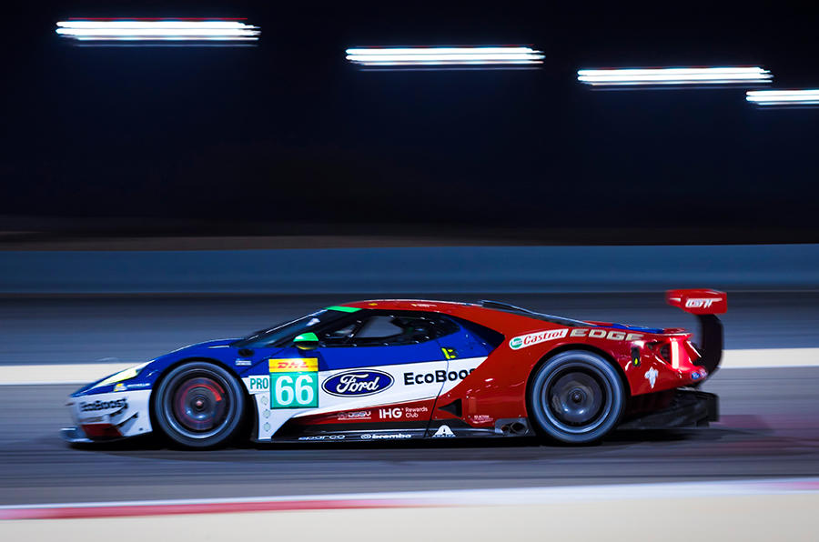 Third place in Bahrain wasn't enough for Harry Tincknell's Ford team to win the FIA WEC's GTE title