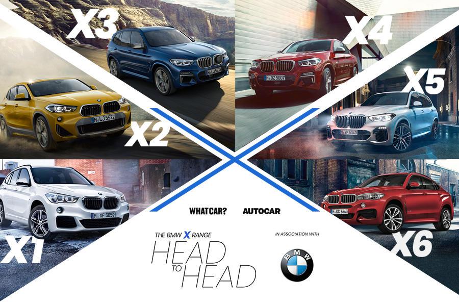 BMW X Series >> Promoted The Bmw X Range Head To Head Autocar