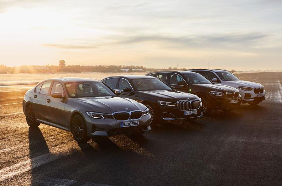 BMW PHEV recall