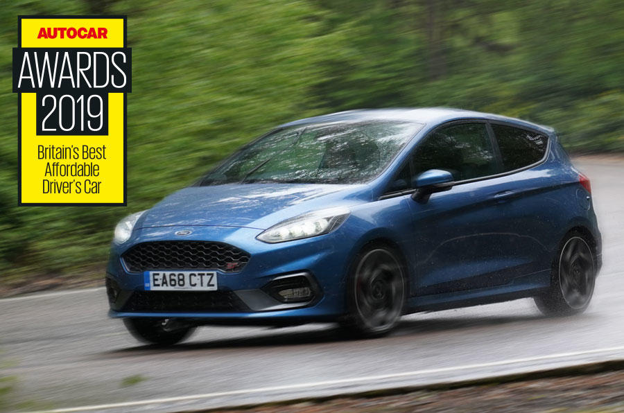 The new Ford Fiesta ST's smaller engine delivers high torque from the off