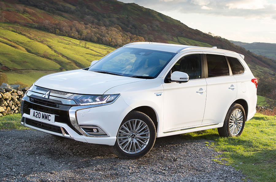 Promoted | Mitsubishi Outlander PHEV: Lake To Peak | Autocar