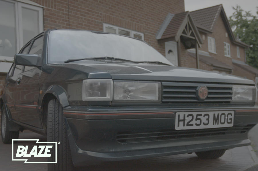 It may not be a true British sportscar, but Will and Gus admit they had fun restoring this Austin Maestro MG
