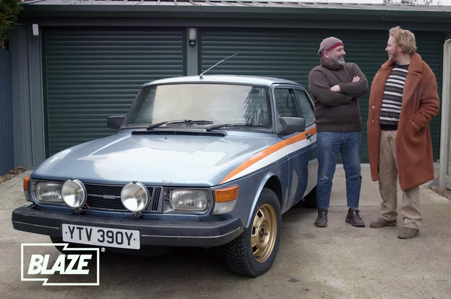 It was all sunshine and no noir with this Scandi classic as Gus and Will rounded out the season with a Saab 99