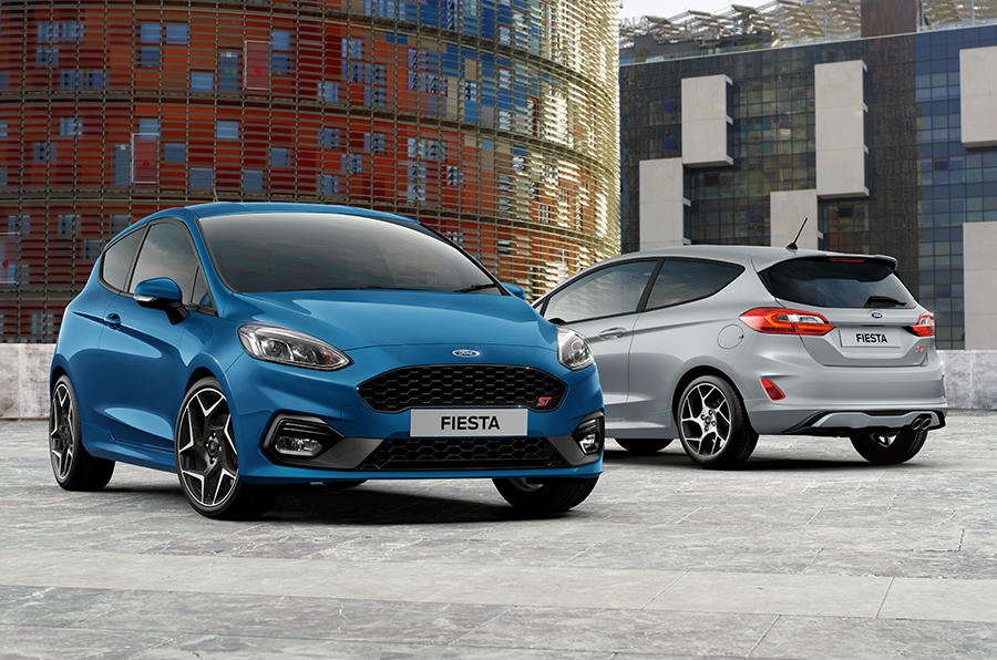 Promoted Ford Fiesta St 7 Finest Features Autocar