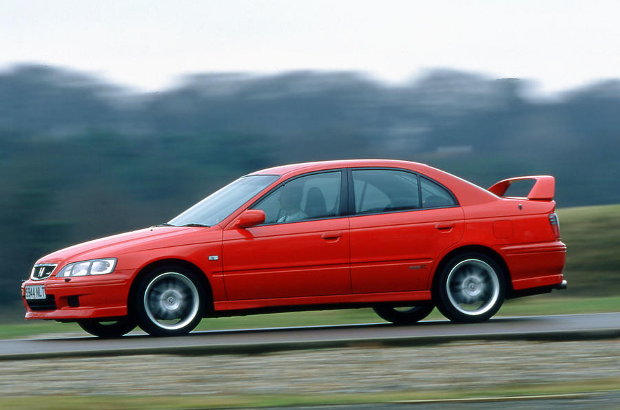 Past Masters: used Honda Accord Type R review | Autocar