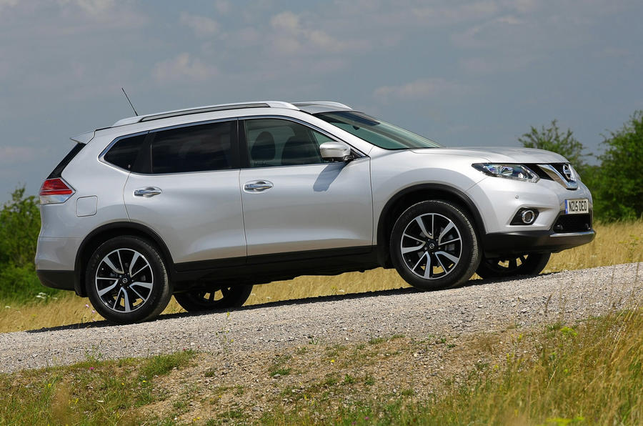 Got a Nissan X-Trail? Tell us what you love about it
