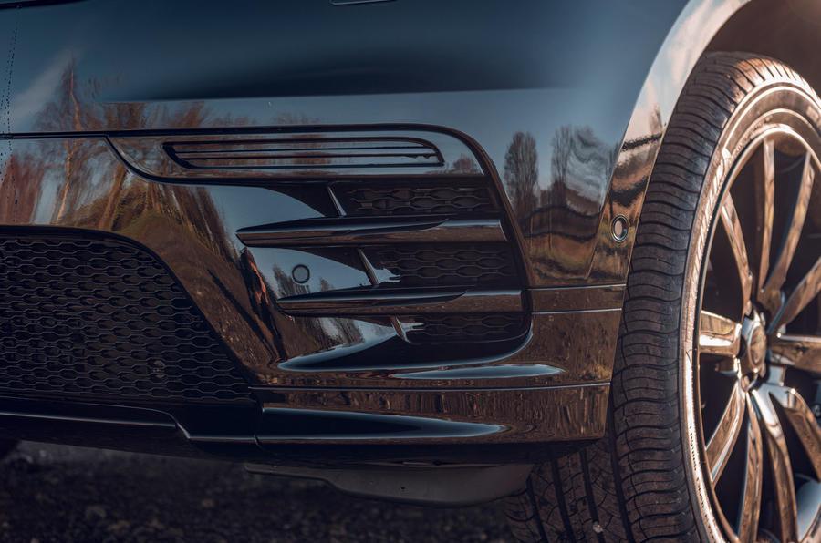 Rover Com Reviews >> Range Rover Velar gains R-Dynamic Black Limited Edition ...