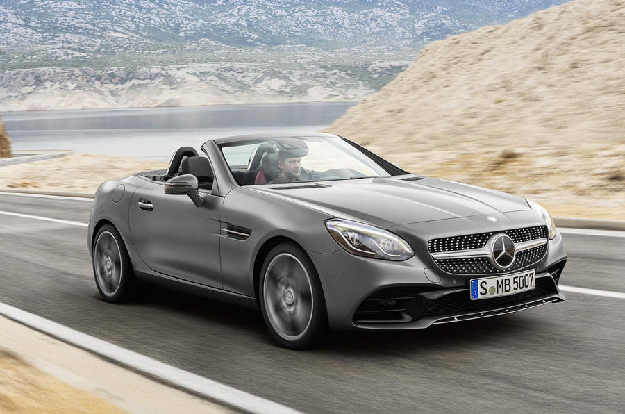 Mercedes-Benz SLC 180