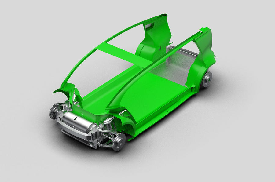 how to make an electric car from scratch