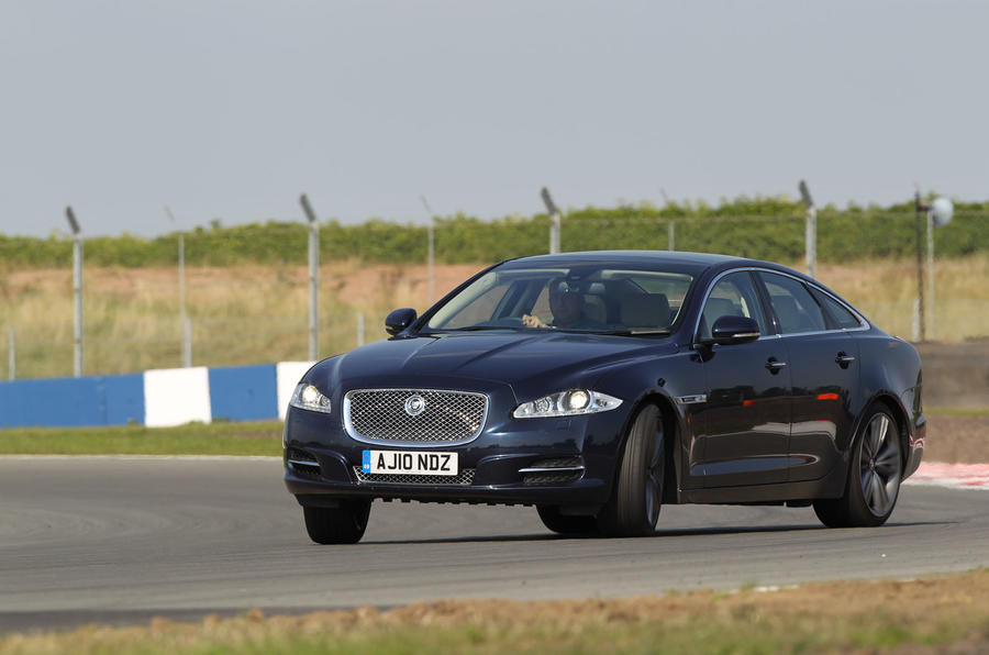 Jaguar to end production of current XJ saloon in July