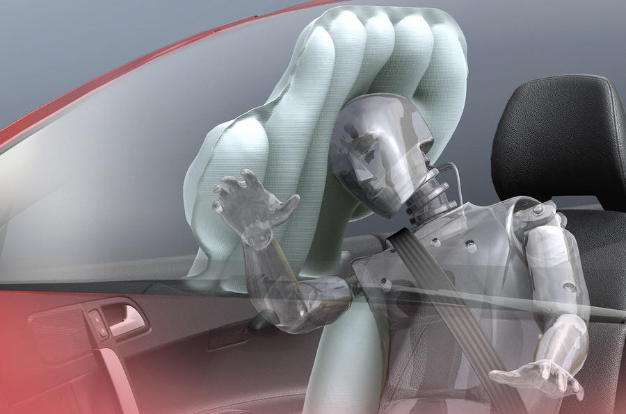 UK motorists counterfeit airbags