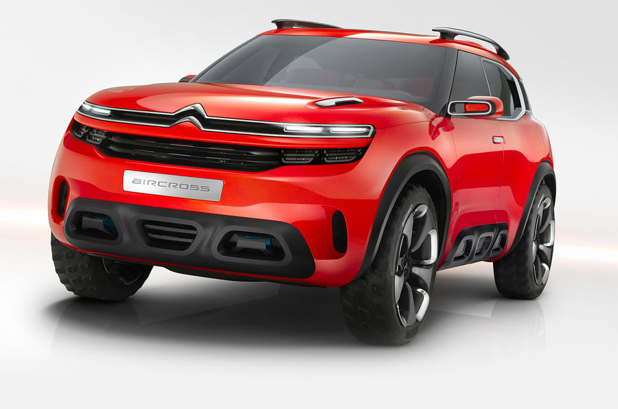 Citroën 'reboot' to include electric cars and more ...