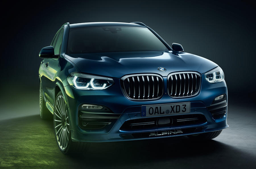 Alpina gives X3 diesel a quad-turbo, 700Nm perk-up