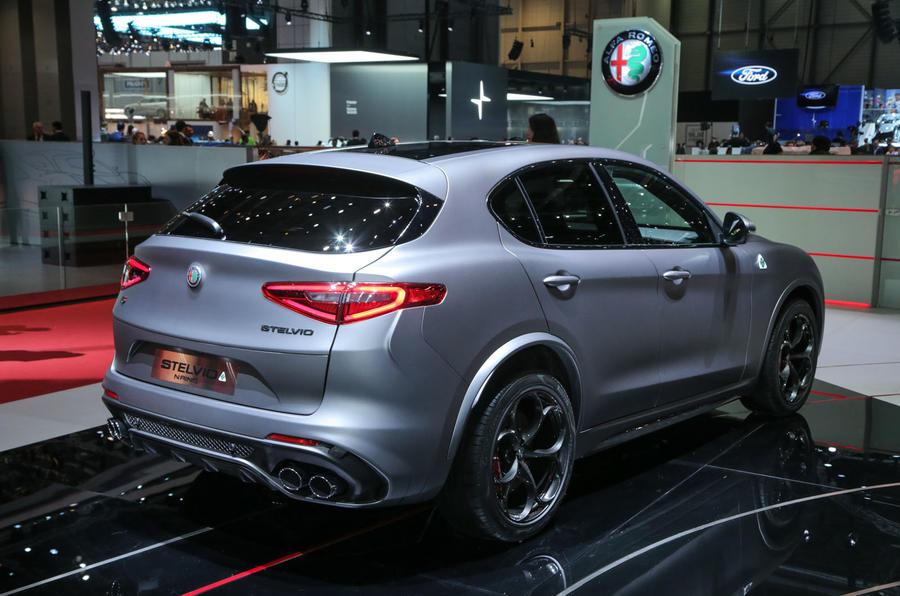 Alfa on Alfa Romeo Stelvio
