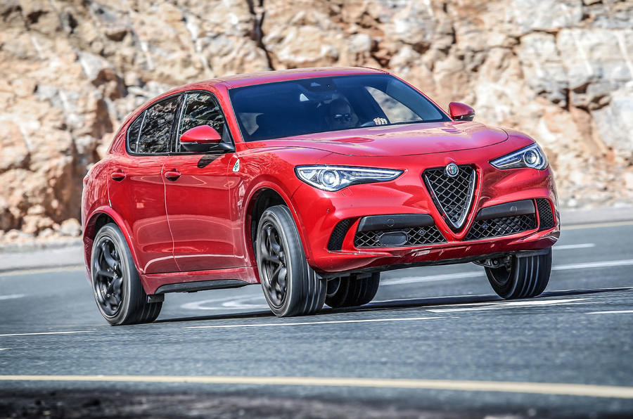 alfa romeo stelvio quadrifoglio 2018 review autocar. Black Bedroom Furniture Sets. Home Design Ideas