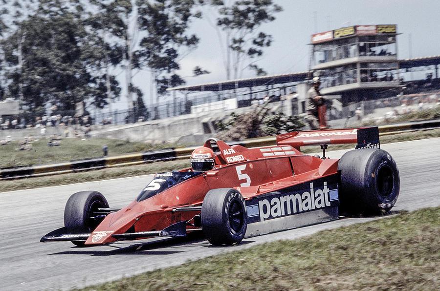 Alfa Romeo Formula 1 return