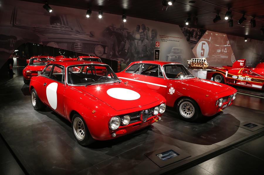new alfa romeo museum opened - picture special | autocar