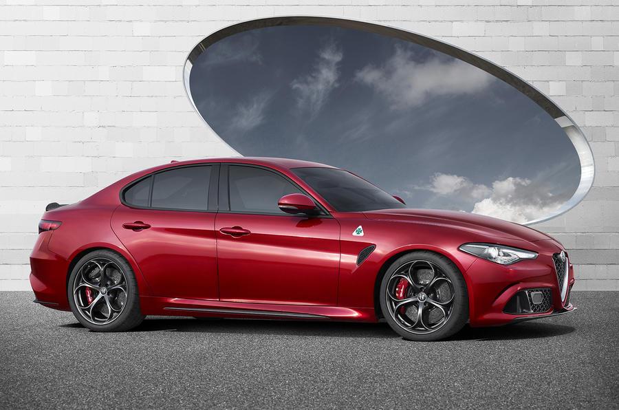 Alfa romeo giulia car and driver review 11