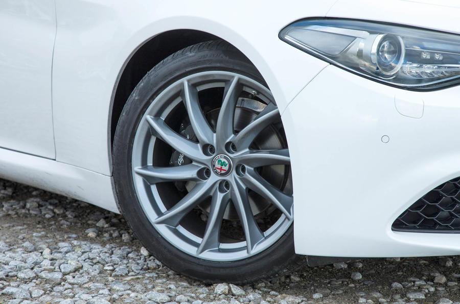 BMW 3 Series vs Alfa Romeo Giulia vs Jaguar XE: group test