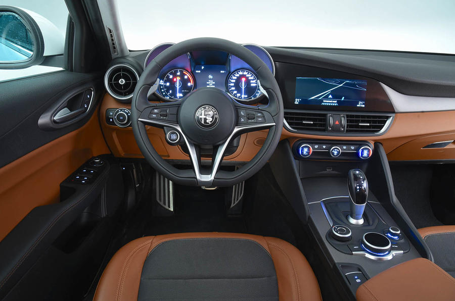 2016 Alfa Romeo Giulia 2 2d 180 Super Review Review Autocar