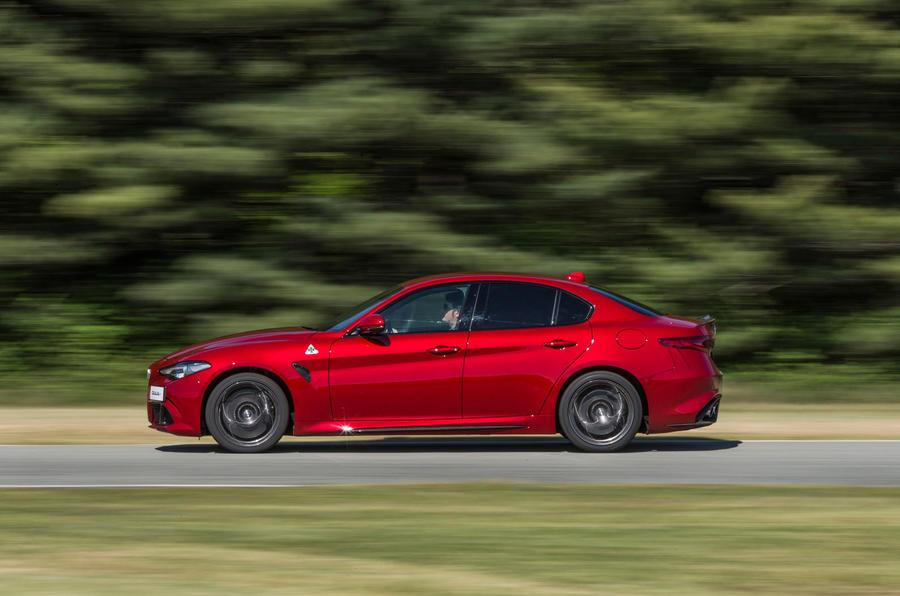 Original 2016 Alfa Romeo Giulia Quadrifoglio First Drive Review