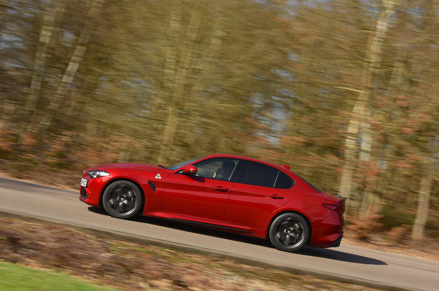 Alfa Romeo Giulia Quadrifoglio long-term review: eight month's with