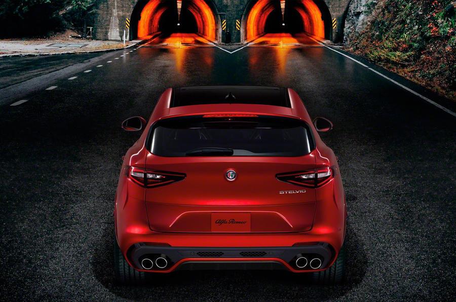 Alfa Romeo Stelvio SUV revealed at LA motor show