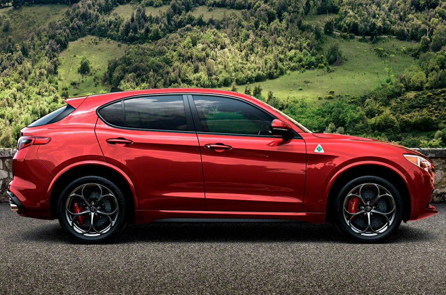 alfa romeo stelvio suv priced from 33 990 autocar. Black Bedroom Furniture Sets. Home Design Ideas