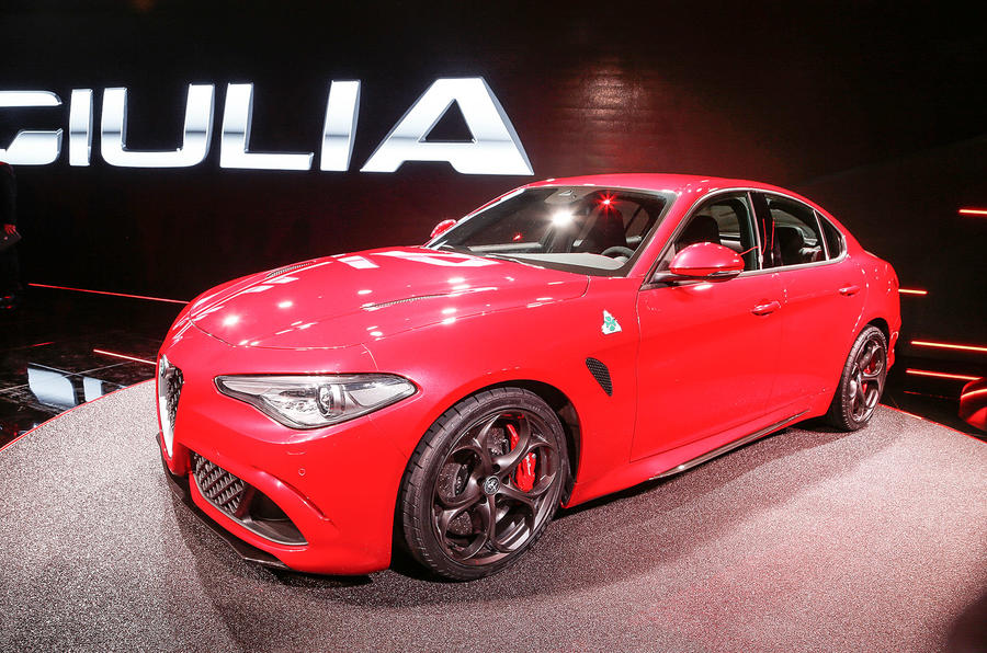 new alfa romeo giulia confirmed for september 2016 launch autocar. Black Bedroom Furniture Sets. Home Design Ideas