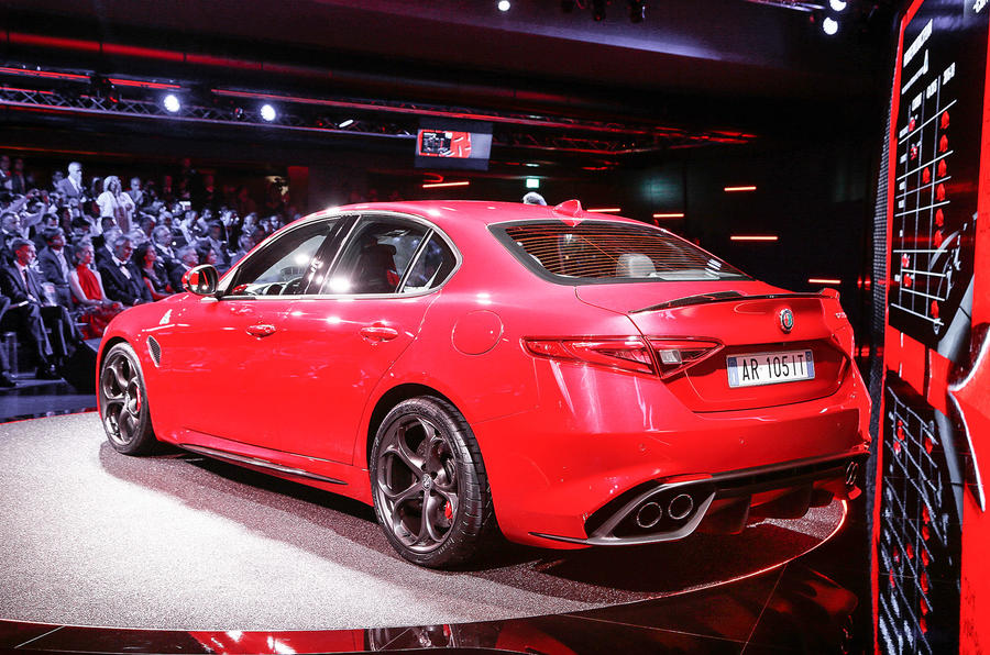 Does New Alfa Romeo Giulia Represent Design Progress Over The 159?
