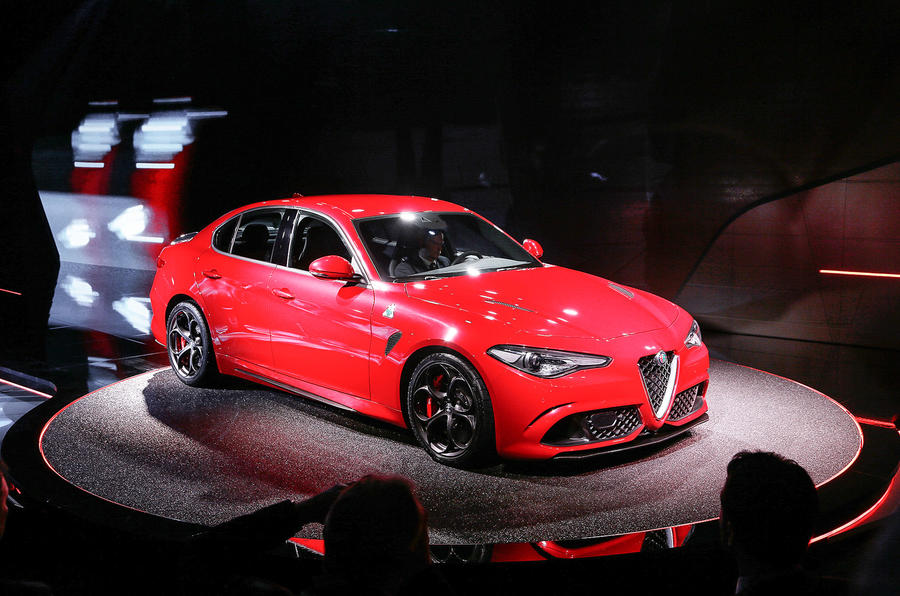 New Alfa Romeo Giulia Confirmed For September 2016 Launch Autocar