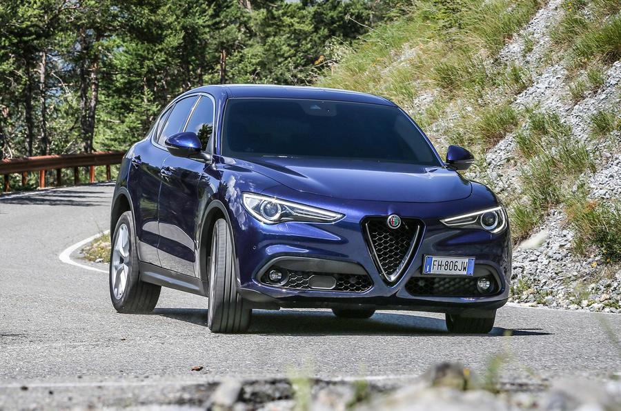 3.5 star Alfa Romeo Stelvio