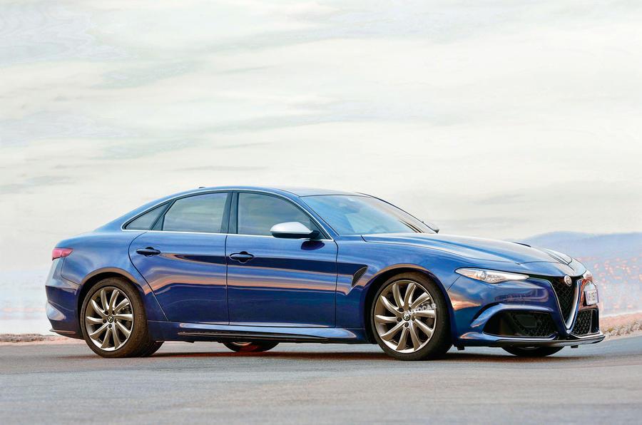 Alfa Romeo: nine new cars by 2021 | Autocar