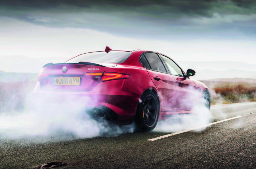 Alfa Romeo Giulia Coupe could arrive with 641 horsepower