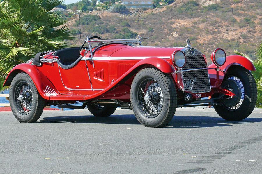50: 1929 Alfa Romeo 1750 Zagato