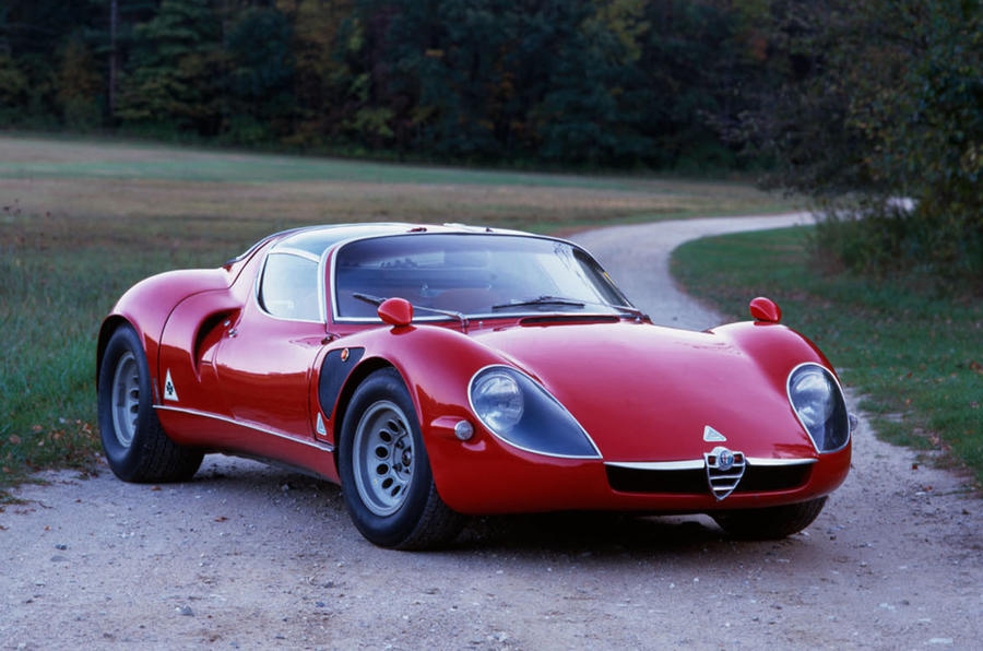 The 100 most beautiful cars in pictures | Autocar