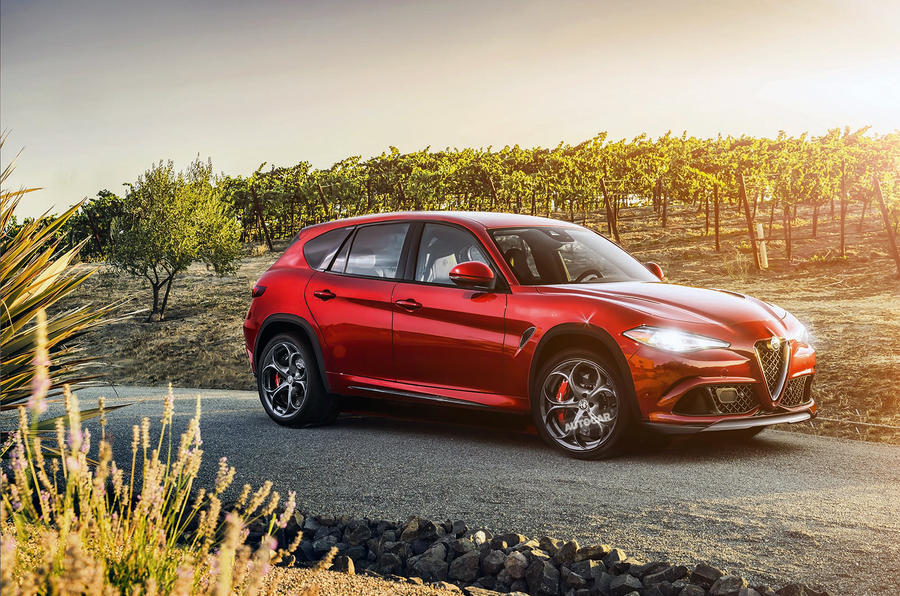 2017 Dodge Ram >> Alfa Romeo: nine new cars by 2021 | Autocar
